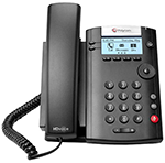 Polycom VVX 201 Phone Set